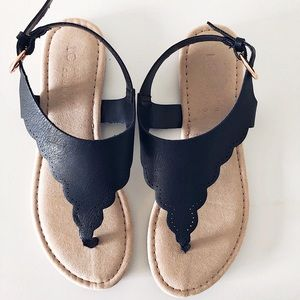 NEW & NEVER USED LC Lauren Conrad Sandals